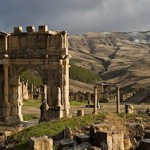 Ruinele romane de la Djemila