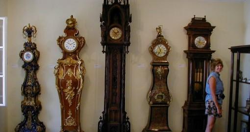 Clock Museum, Vienna