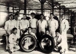 Tehnologii utilizate de Bridgestone pentru fabricarea anvelopelor