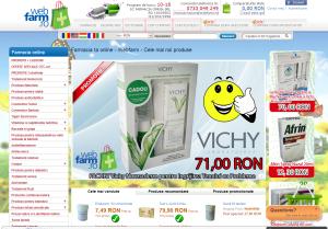 Alegand Webfarm – Farmacie online, alegeti calitatea