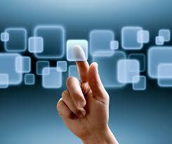 Touchscreen-urile sau interfata om-masina