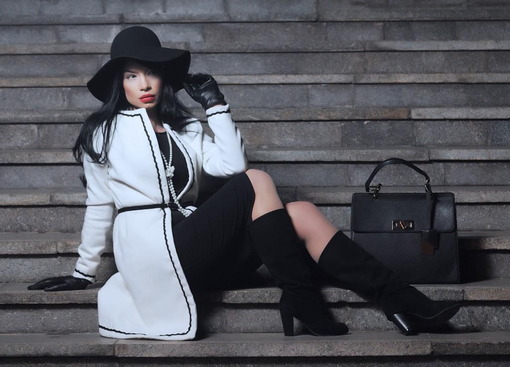 Cum sa alegeti haine cu bun gust pentru un look elegant?