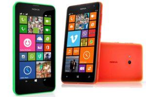 Nokia Lumia 625 – primul Windows Phone cu ecran mare