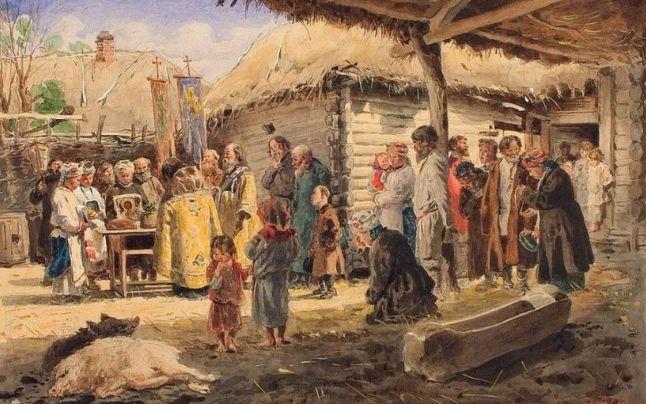 Ritualuri de inmormantare ciudate in Romania