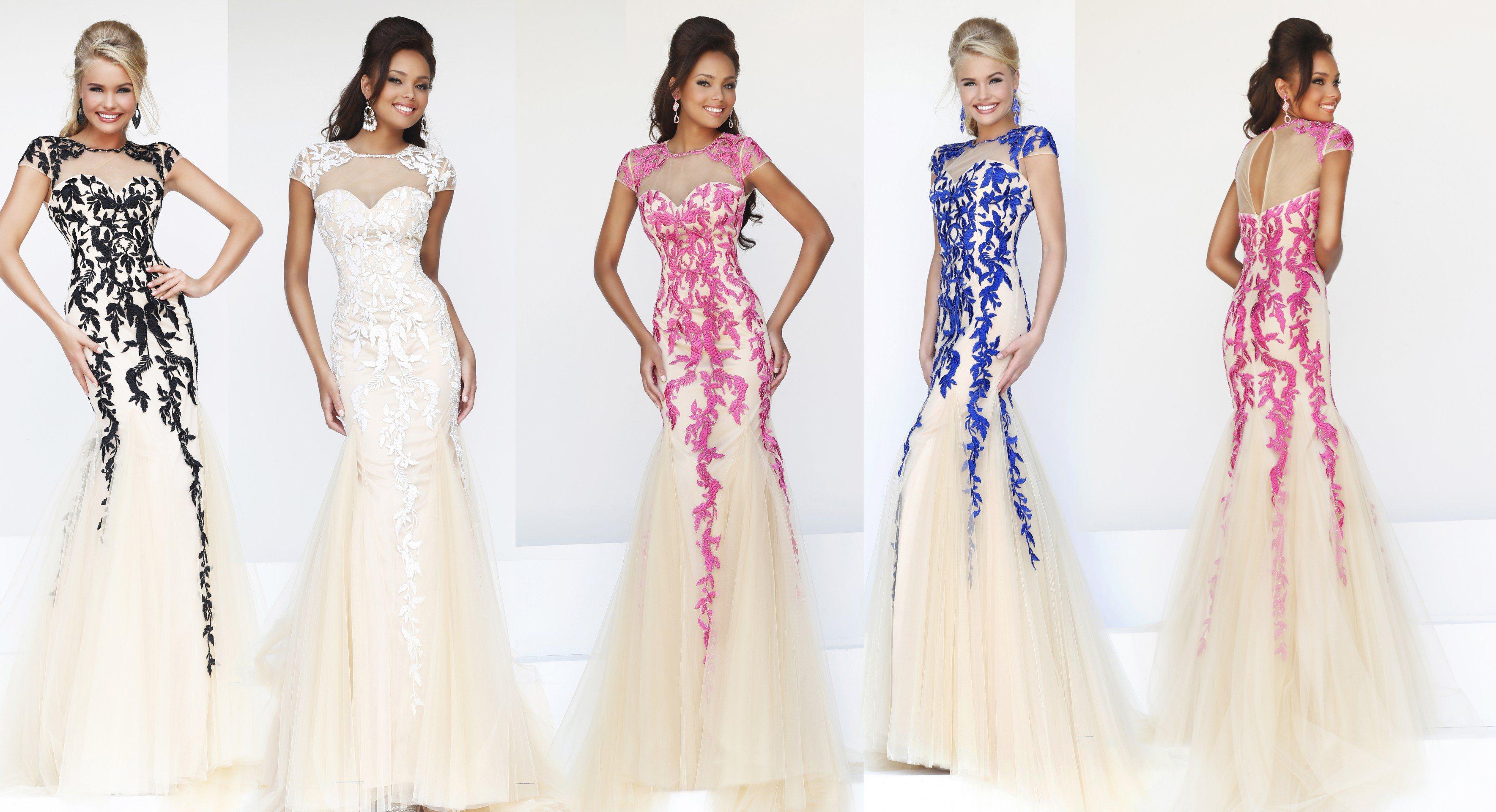 Alegeti rochia lunga ideala