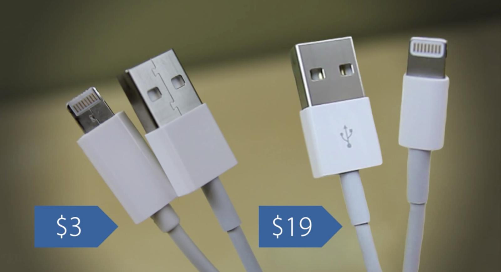 Ce se intampla cand utilizezi un incarcator sau cablu de date iPhone contrafacut?