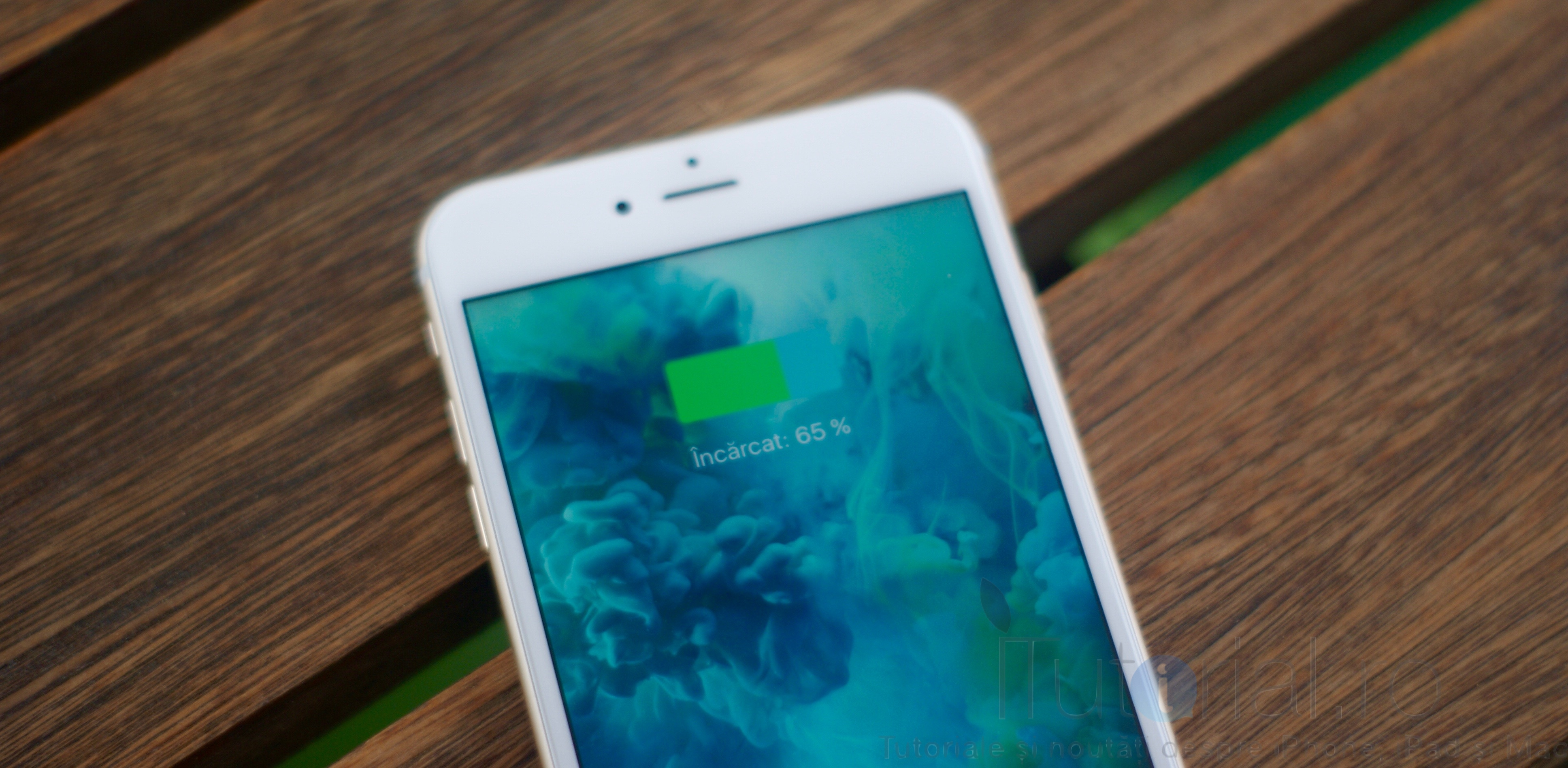 Cum iti ajuti iPhone-ul sa ramana mai mult timp incarcat?