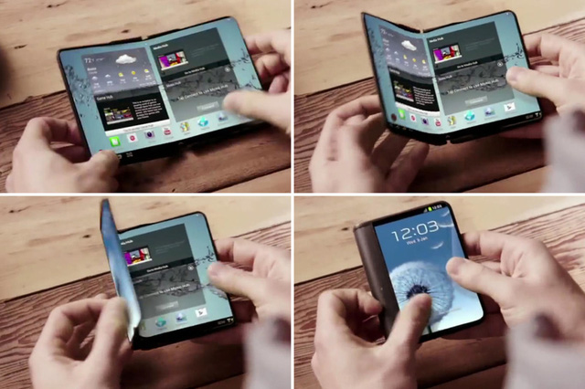Moduri de utilizare a displayului