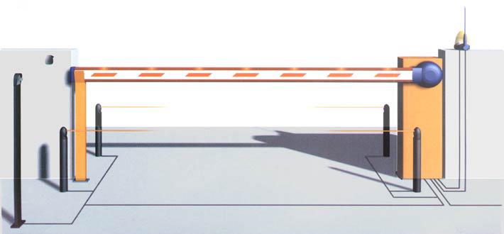 Ce este o bariera automata?