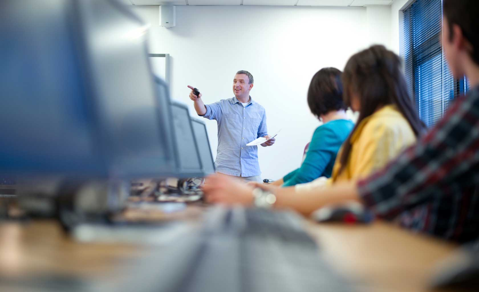 Cum alegem un curs de formare profesionala?