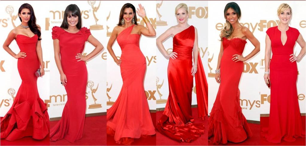 Cum poti purta cu stil o rochie rosie?