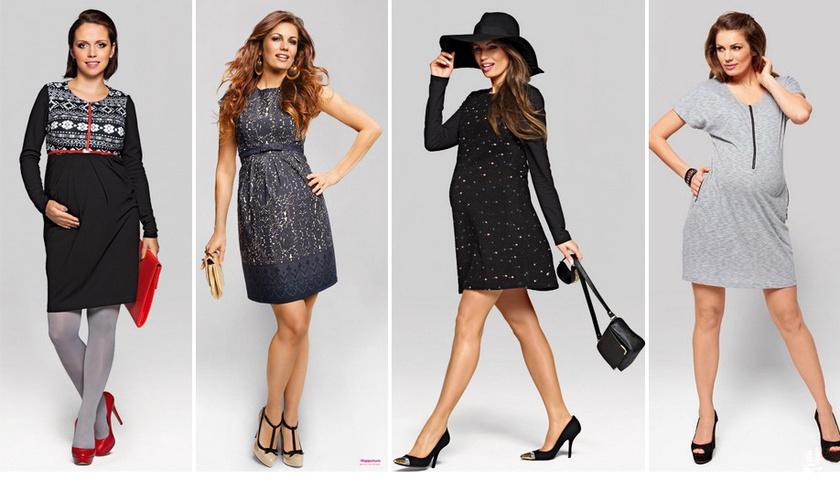 Istoria rochiei pentru femei insarcinate