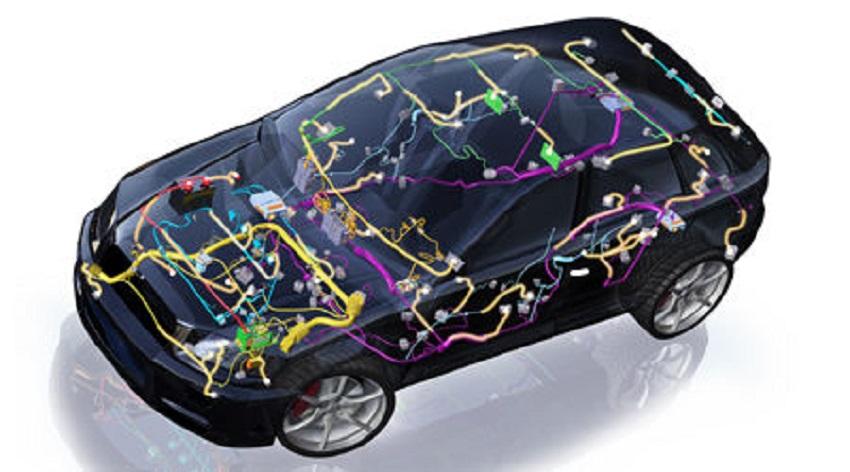 Mai putine cabluri in autoturism?