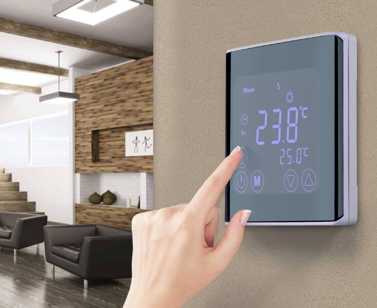 Modele de termostat si modul lir de functionare