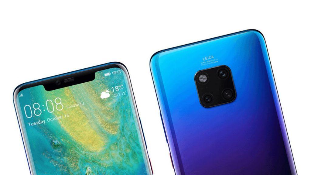 Doua posibile probleme pentru telefoanele Huawei