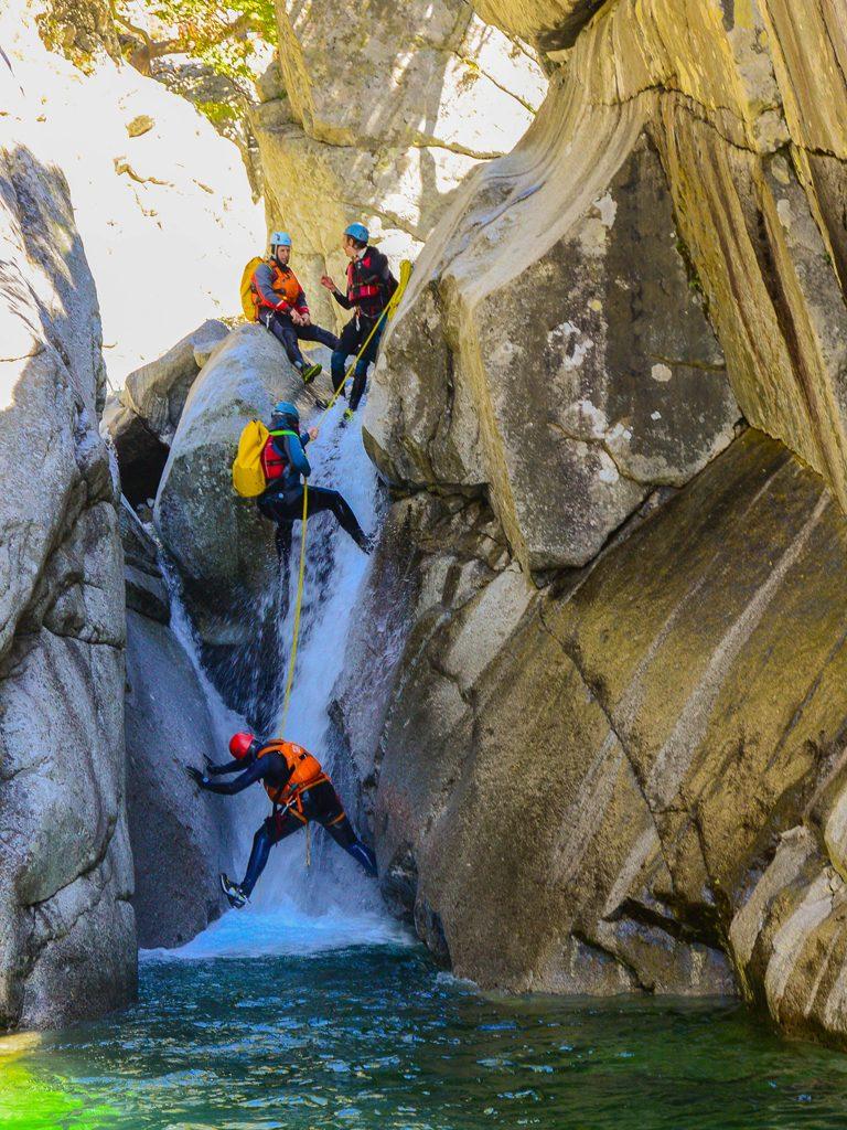 Canyoning & Trekking pe insula Samothraki - Grecia