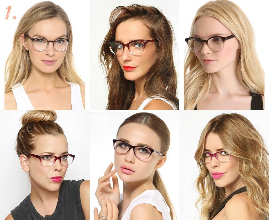 Sfaturi utile pentru alegerea celor mai frumoase rame de ochelari in functie de ten