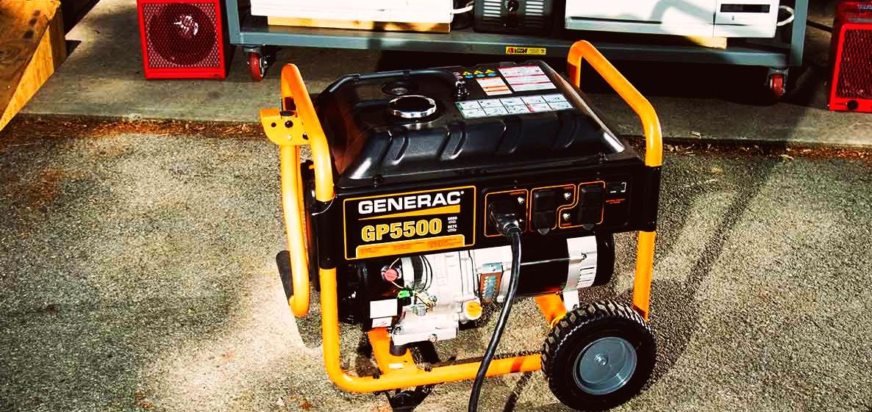 La ce se foloseste un generator electric?