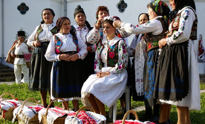 Traditii de nunta romanesti