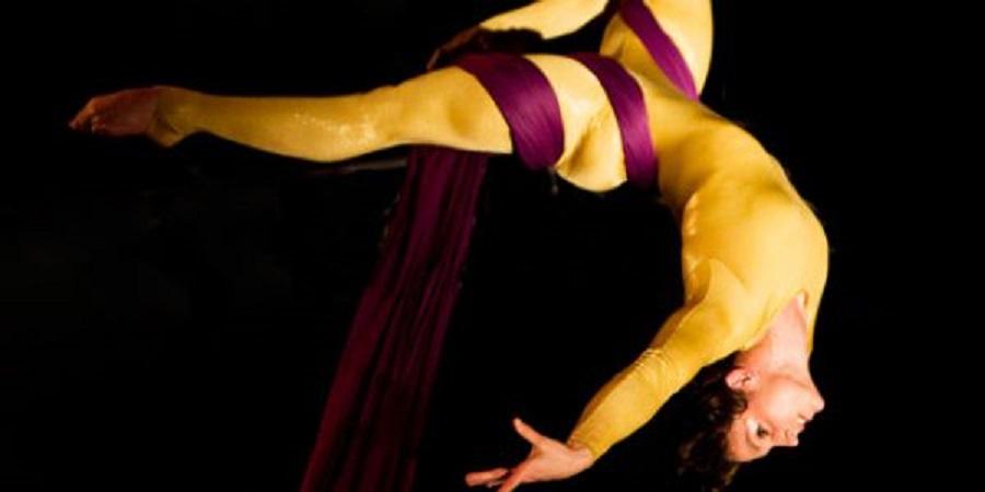 Povestea lui Lucy Francis, cea mai apreciata acrobata